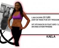 Testimonial #3 Kaela