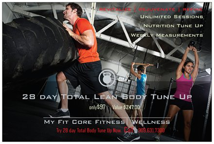 Chino Hills Bootcamp 28 day Total Body Tune-up gets stunning results with its clients